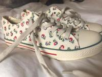 New Cath Kidston trainers shoes size 7