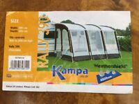 Caravan Porch Awning - Kampa Rally 390
