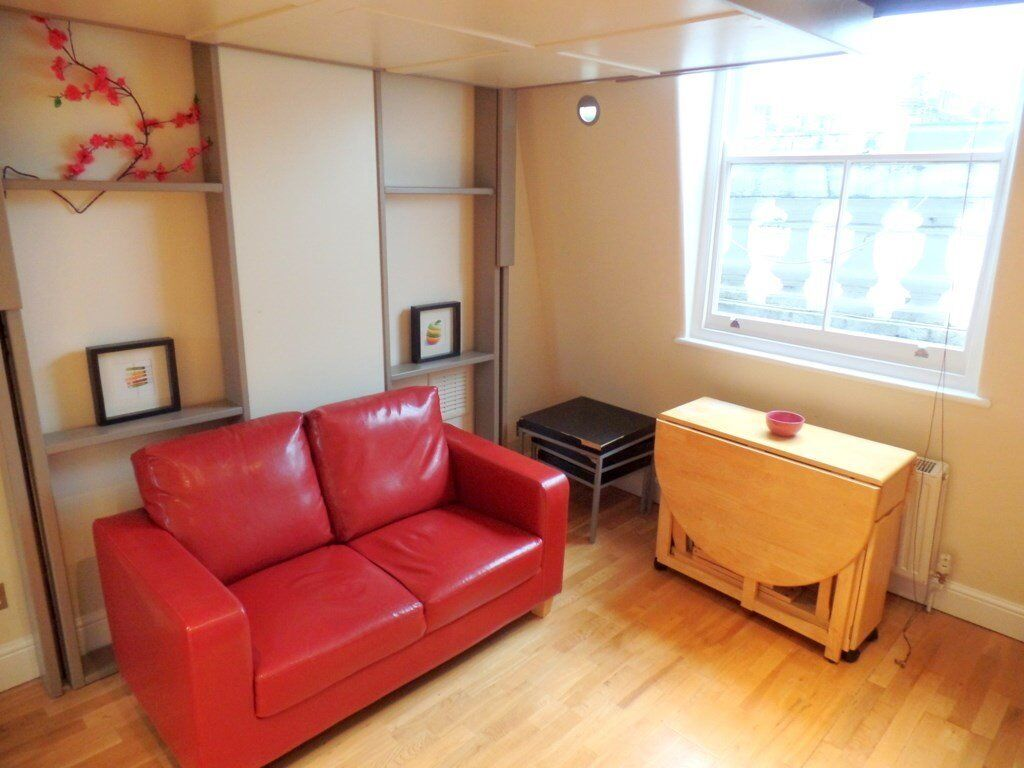 MODERN CLEAN STUDIO / NOTTING HILL / FULLY FURNISHED / ALL INCLUSIVE/WIFI/