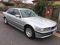 '01 FACELIFT BMW E38 728i AUTO - MOT / HIGH SPEC / LOW MILES / M52B28 / RARE CLASSIC