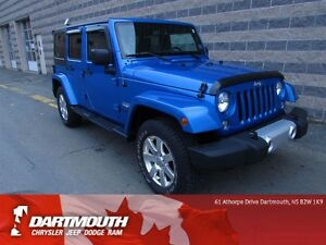 2015 Jeep WRANGLER UNLIMITED SAHARA/UNLIMITED/4X4