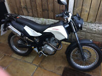 Derbi Senda Cross City 125cc Motorbike