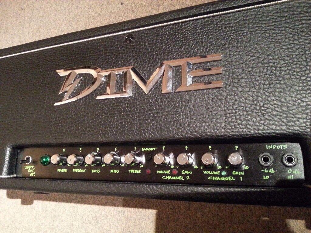 Dime D100 Head 120 W