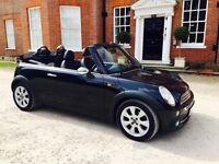 Mini Cooper Convertible 1.6 for Sale in Excellent Condition