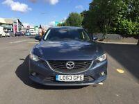 Mazda6 2.2 TD SKYACTIV-D Sport Nav 4dr **FULL SERVICE HISTORY**