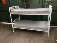 20 Bunkbeds with mattresses / export