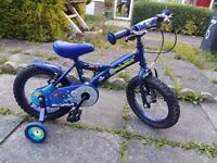 Kids Bike. Age Group: 3-5. Very good condition - 10 GBP