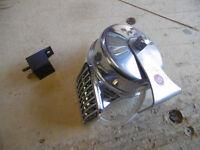 Osculati stainless steel 12 volt boat horn