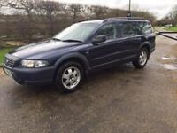 VOLVO XC70 D5 AWD 2004 DIESEL AUTOMATIC FULL LEATHER DRIVES PERFECT