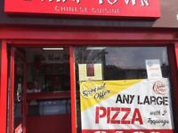 Pizza/Chinese Shop for sale Greenford Middlesex