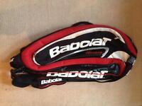 Tennis racket bag
