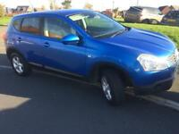 Used Blue Nissan Qashqai for sale