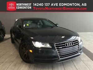 2012 Audi A7 3.0 Premium | Nav | Heat Fr/Rr Seats | Leather