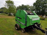 Deutz fahr gp2.50 baler