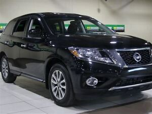 2015 Nissan Pathfinder S AWD 7 PASSAGERS