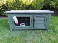 Outdoor Rabbit Hutch for sale