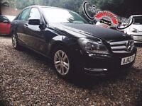 Mercedes-Benz C Class 2.1 C220 CDI BlueEFFICIENCY Executive SE 4dr (Map Pilot)£8,495 p/x welcome