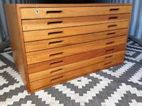 Plan chest /architects drawers/ map chest