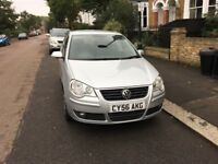 Volkswagen Polo 56 plate 61k very low mileage