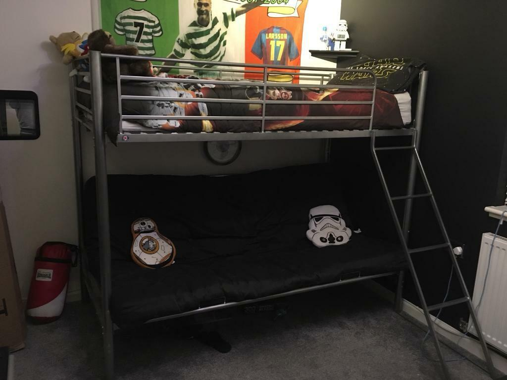Double Futon Bunk Bed In Glasgow Gumtree