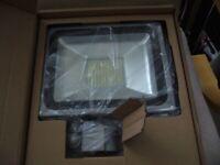 !00w LED Floodlight with pir
