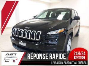2017 Jeep Cherokee Sport V6 - Ens. remorquage