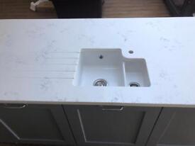 Quartz, Granite Worktops