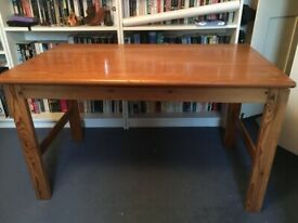 Sturdy Artist Table - tilting top needs repair - still a brilliant table