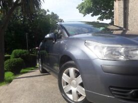 Citroen C4 2006 -- Good condition for age -- Make good 1st car -- University forces sale