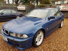 2002 BMW 5 Series 3.5 535i Sport