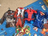 Superhero costumes!