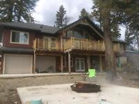 Lakefront home 80 ft of frontage on tabor lk