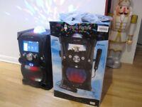 Brand new Carnaval Portable Hi-Def Karaoke System