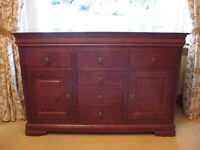 Sideboard for either dining room or living room.