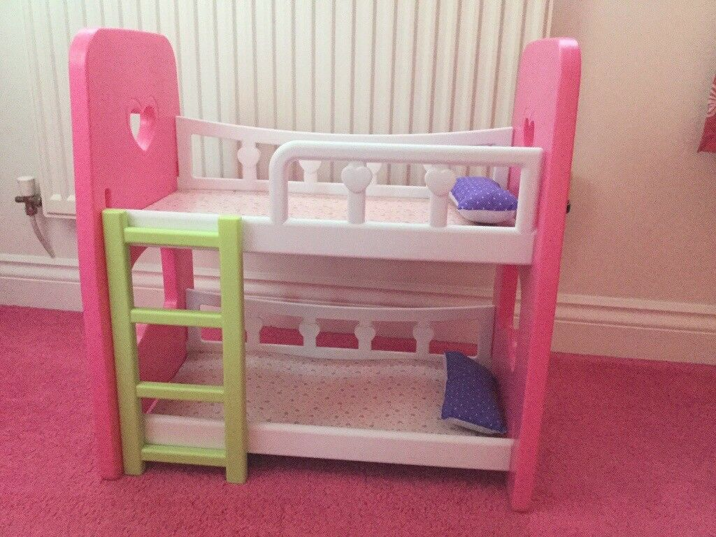You Me Baby Doll Bunk Bed In Stanley County Durham Gumtree