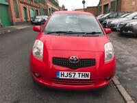Toyota Yaris D4d fsh very clean car