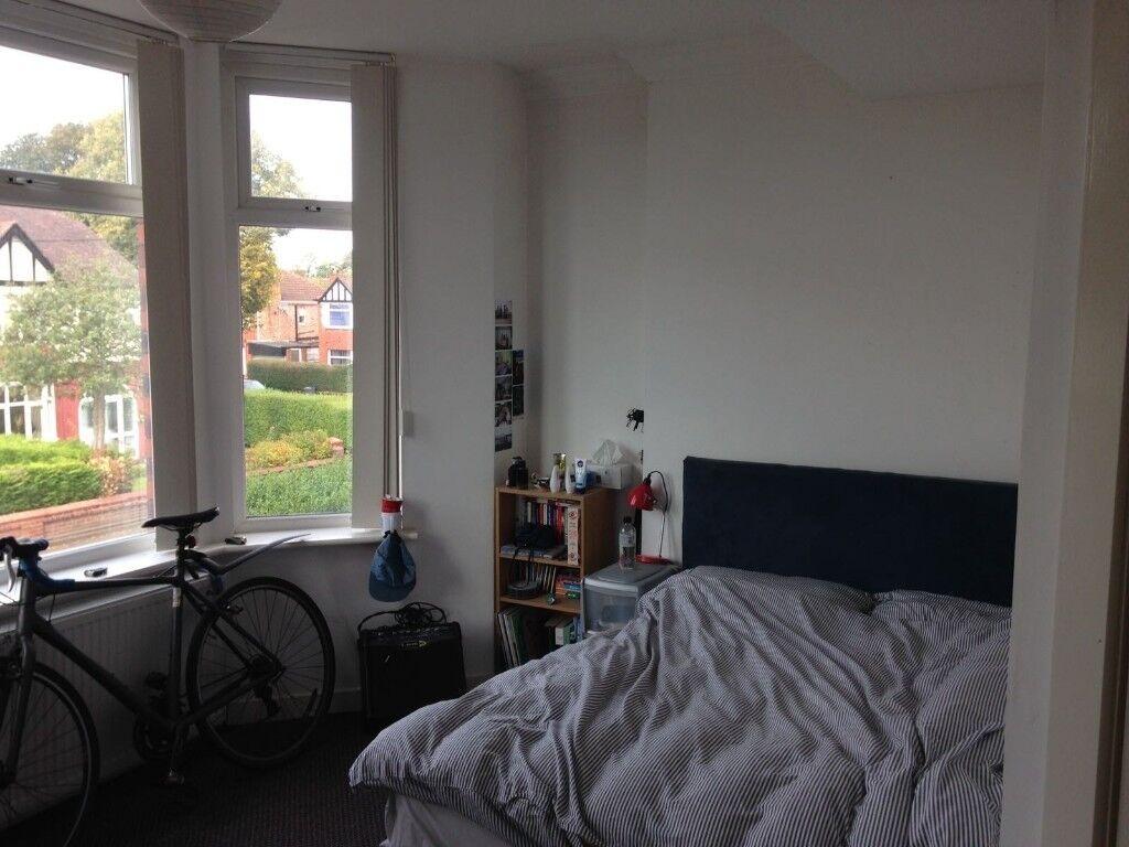 Ensuite Bedroom in Chorlton