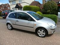Ford Fiesta Zetec 1.4 2dr Silver Full year MOT FSH Exc. condition £1275 ovno