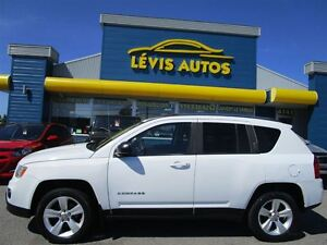 2011 Jeep Compass NORTH ÉDITION FULL ÉQUIPE 117700 KM !
