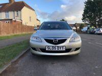 2005 (05) Mazda 6 1.8 Petrol Full service History,12 Months,MOT 3 Months warrant £1495