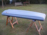 Thule Alpine roof box