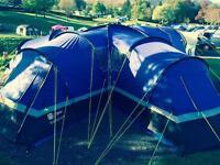 6 Berth Safari Tent