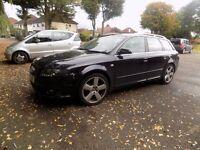 Audi A4 Avant s line Diesel