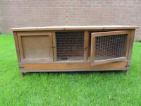 Rabbit/Guinnea pig hutch