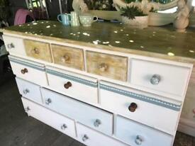 Shabby chic dresser/sideboard