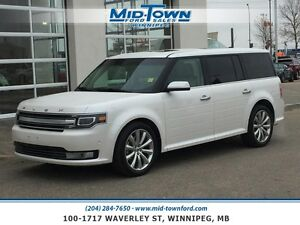 2016 Ford Flex 4dr Limited AWD w/EcoBoost