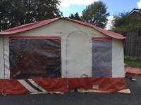 Penning Aztec folding camper trailer tent
