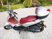 Piaggio Beverly 350 Sport Touring - Very low mileage, excellent condition