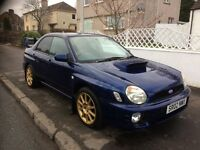 Subaru Impreza 1.6GL non turbo. 97,000 miles (will go up). Long MOT (dec)