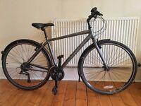 "Ridgeback Velocity 17"" Hybrid Bicycle"